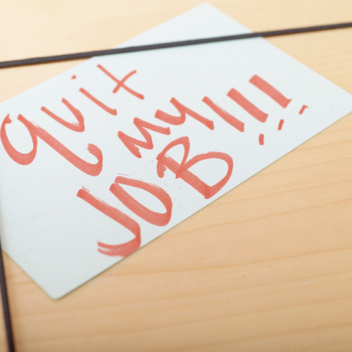 4 Signs It's Time to Quit Your Job