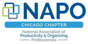 NAPO Chicago chapter membership logo