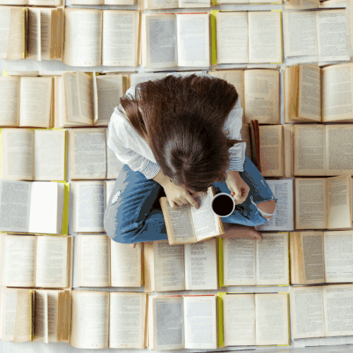 How to Squeeze in More Reading Time as a Freelance Editor